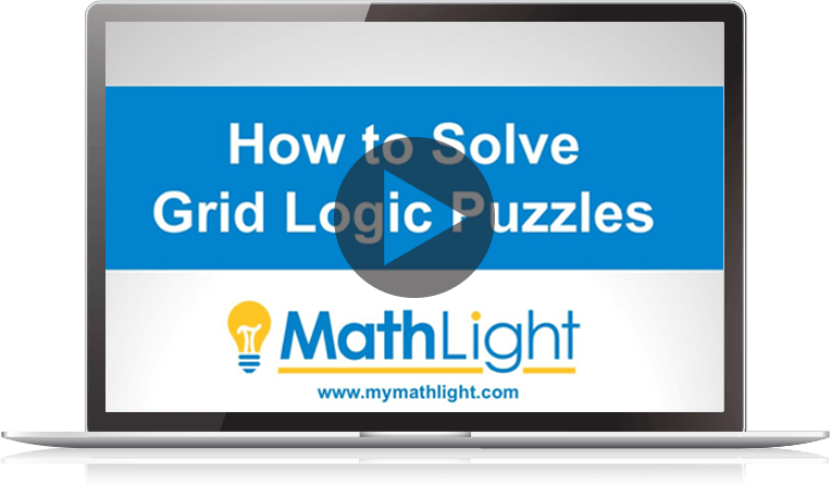 How to Solve Grid Logic Puzzles Tutorial Video