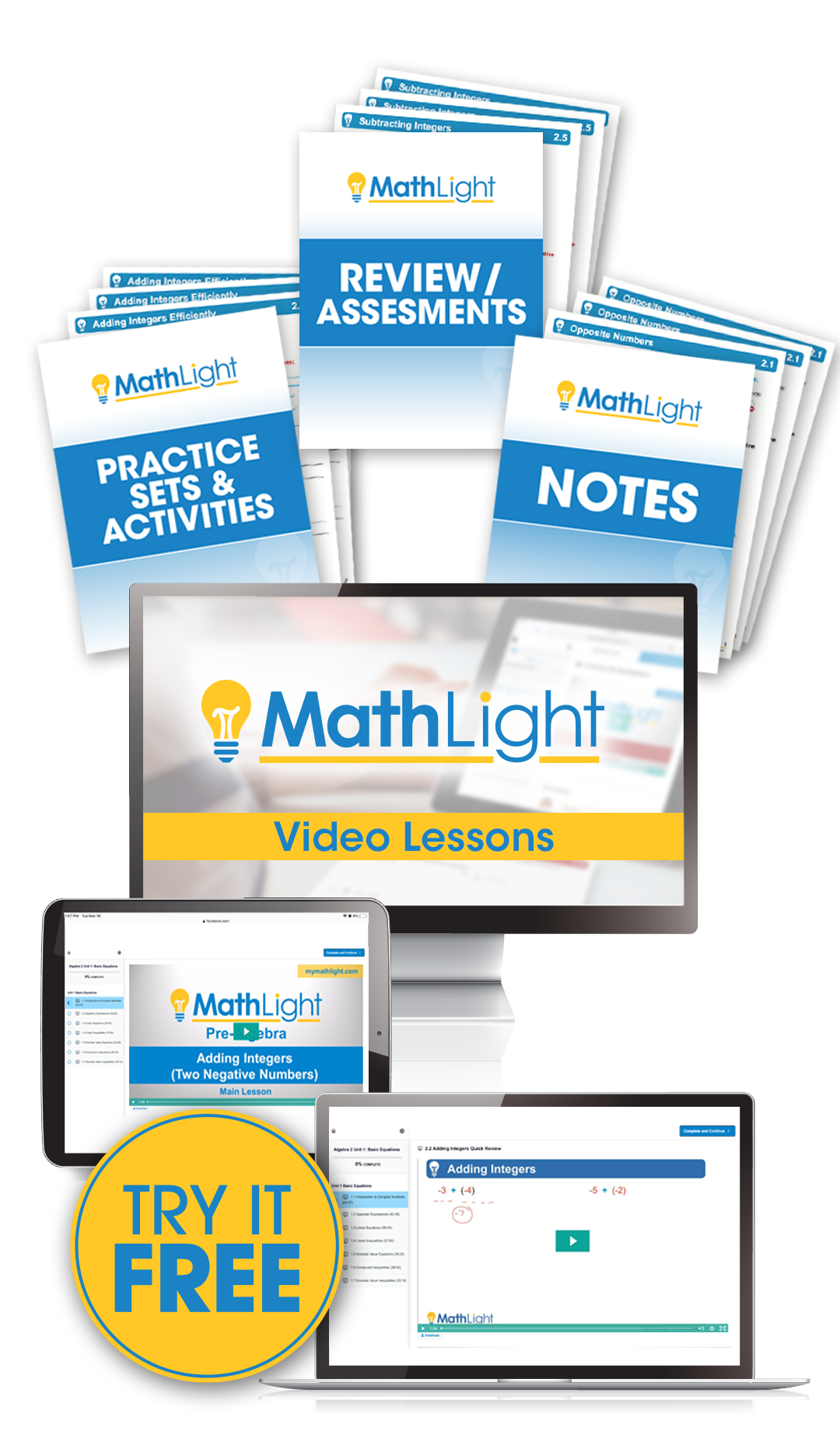 Get free math for homeschoolers when you sign up!